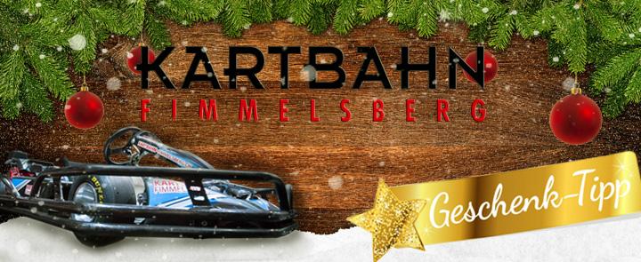 Geschenk Gutschein der Kartbahn Fimmelsberg
