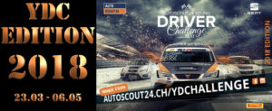 Edition 2018 der Young Driver Challenge