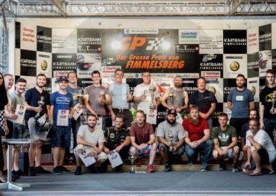 Ein 3 Stunden Rennen auf der Kartbahn Fimmelsberg. Ausgetragen am 01. Juli 2018 mit 7 Teams